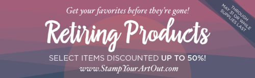 2016-17 Retiring Stampin' Up! ® Links & Lists Here (products available through 3/31/16 or while supplies last!...#stampyourartout #stampinup - Stampin' Up!® - Stamp Your Art Out! www.stampyourartout.com