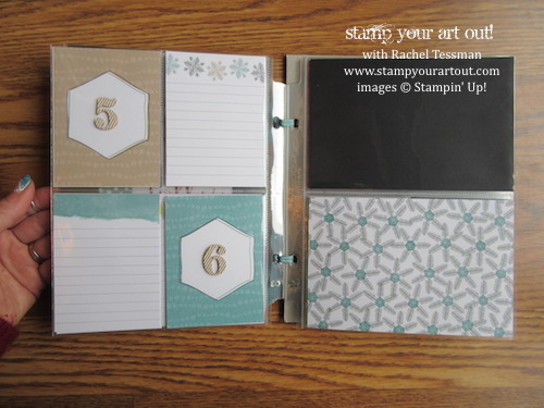 Click here to see a recipe book, a set of 8 greeting cards, and 10 Christmas gift tags made from one Hello December Project Life set of cards/accessories… #stampyourartout #stampinup - Stampin' Up!® - Stamp Your Art Out! www.stampyourartout.com