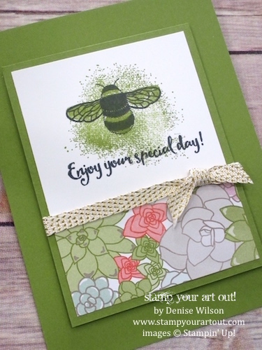 Click here to see some swap cards that feature new products from the 2017 Occasions catalog and/or the 2017 Sale-A-Bration brochure…#stampyourartout - Stampin' Up!® - Stamp Your Art Out! www.stampyourartout.com